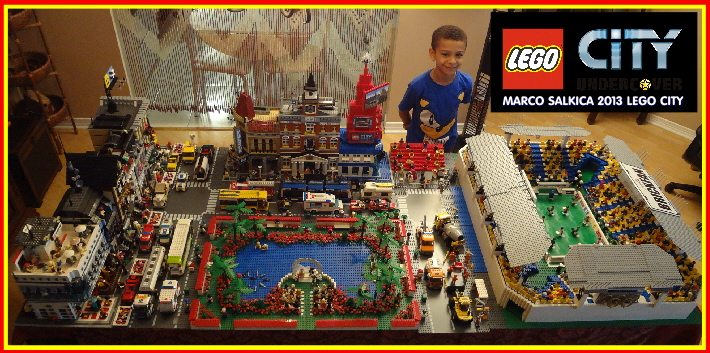 youtube lego city